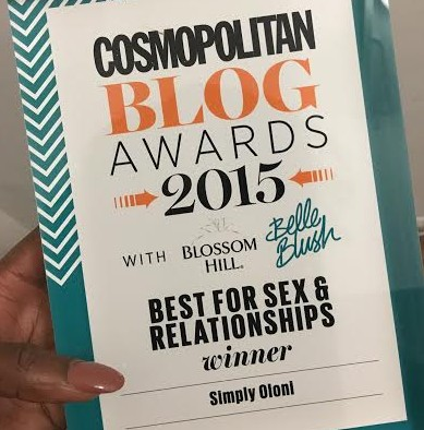 Sex and relationship blogs